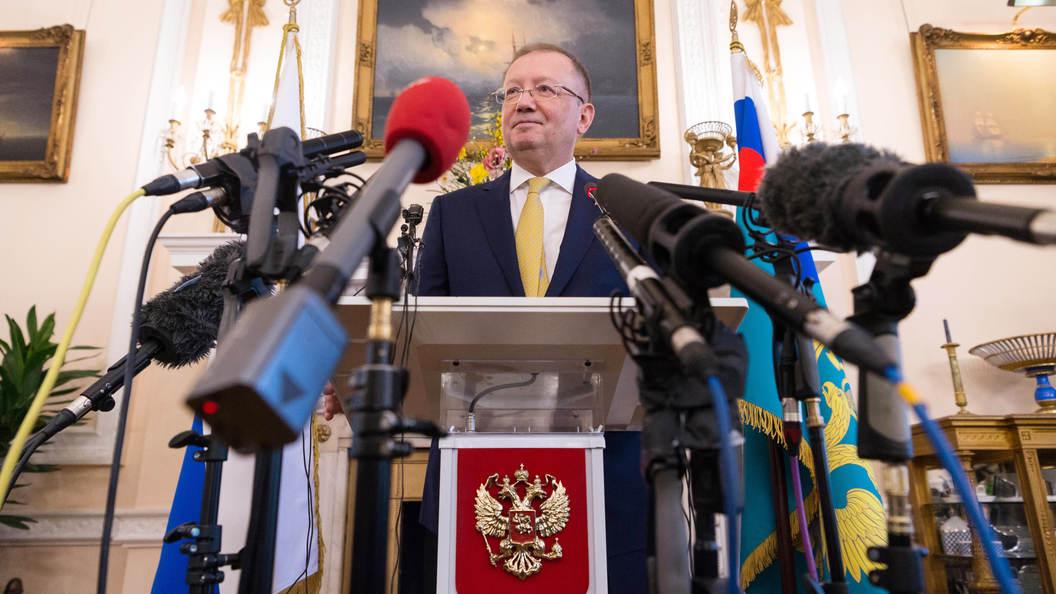 Посол России: Дело Скрипалей все больше напоминает похищение