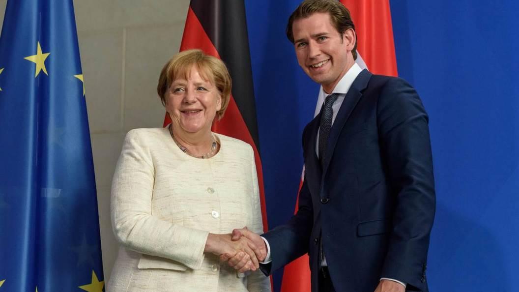 Ангела Меркель: пришло время  для ужесточения миграционной политики