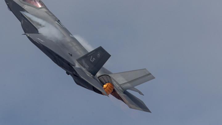 У F-35 не было бы никаких шансов: Илон Маск назвал убийцу истребителя-невидимки