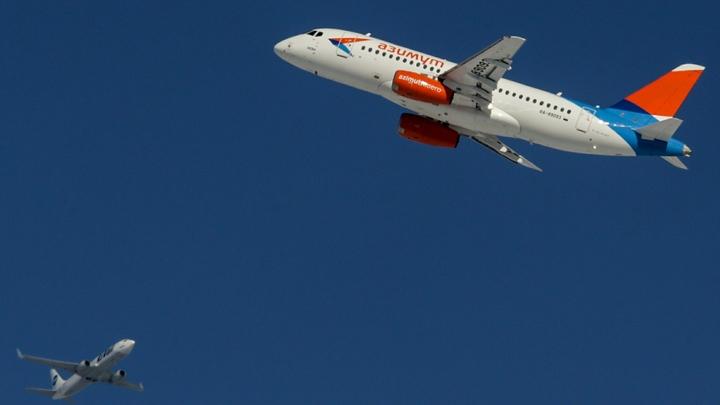 Авиация прецедентна: Совладелец S7 просит проверить безопасность SSJ-100