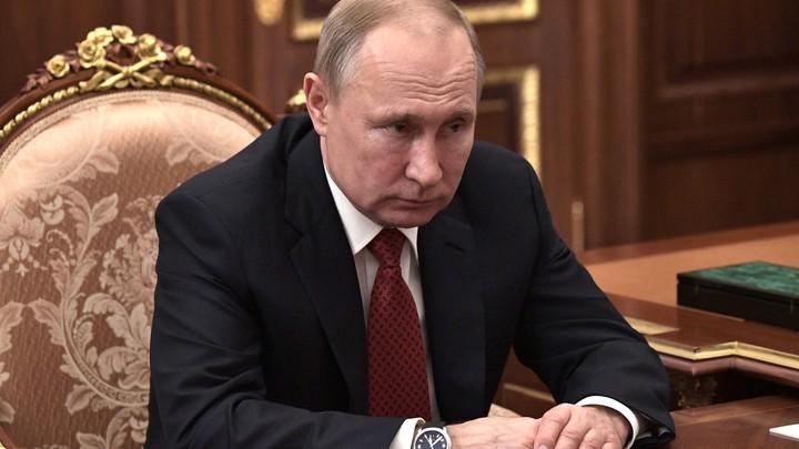 Операция Никаких преемников: NYT заявили, что следующий президент России не станет лидером