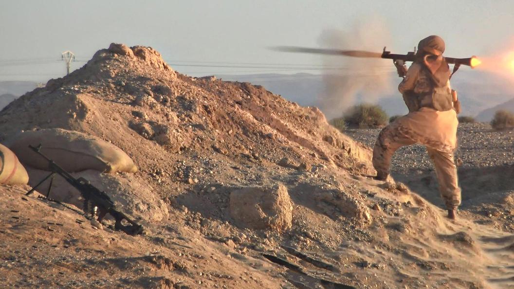 Conflict Armament Research: исламские боевики экстремистской группировки используют американское оружие
