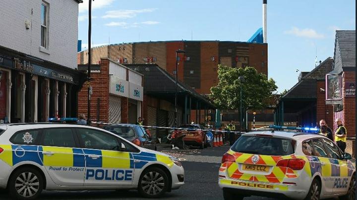 Полиция Лондона не считает терактом инцидент с порошком в конверте