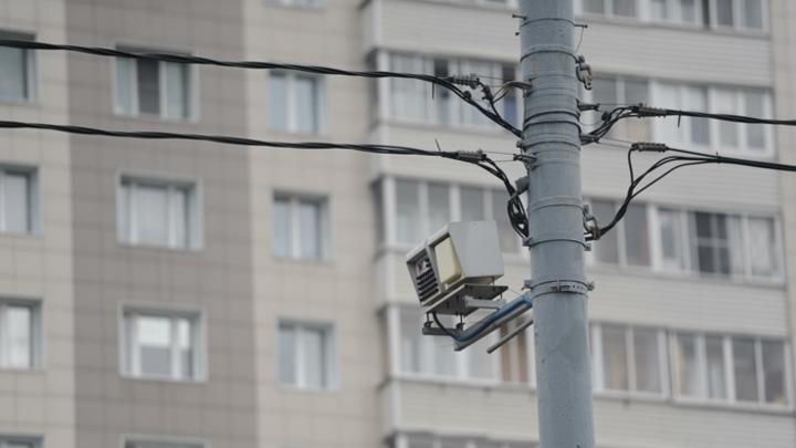 В Кемерове дорожные камеры начали фиксировать новое нарушение
