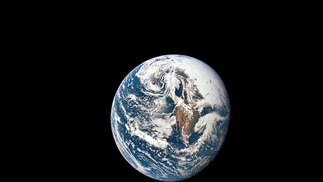 Лед и пламя: Ученые смоделировали конец света на случай остановки Земли