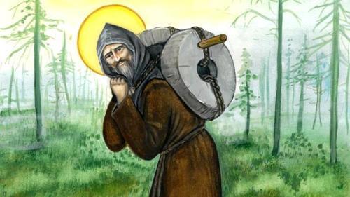 Преподобный Серапион Кожеезерский