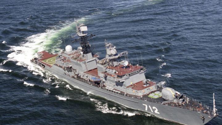 «Неустрашимый» к бою готов: Уникальный фрегат вернется на службу в ВМФ России
