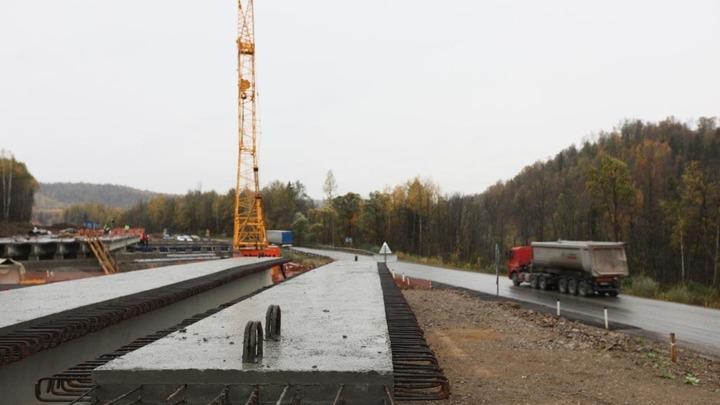 План грандиозной реконструкции федеральной трассы М5 показали губернатору