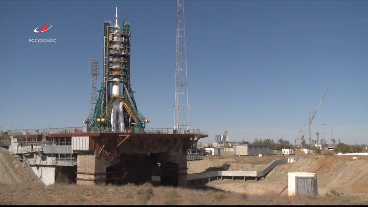 Запуск «Союза» с двумя спутниками зондирования Земли состоится на сутки раньше плана