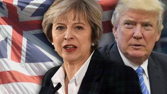 Трамп и Мэй хоронят либеральную интервенционистскую политику Запада