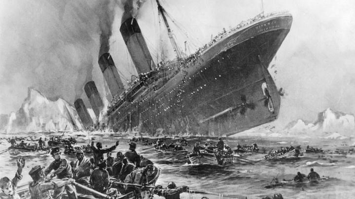 Запечатанный Титаник стал причиной скандала в США