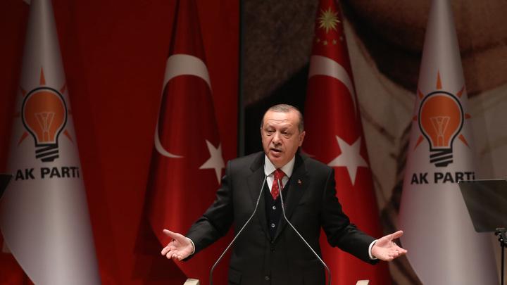 НАТО убрало Эрдогана из списка своих главных врагов