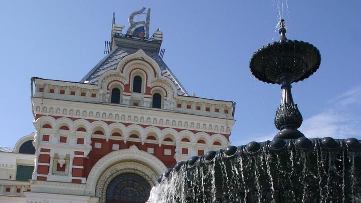 Обновлённый логотип Нижегородской ярмарки представят 18 июня
