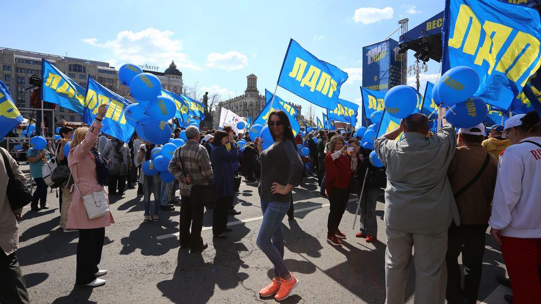 Отчеты о тратах на девок румяных в ЛДПР объяснили неопытностью кандидатов