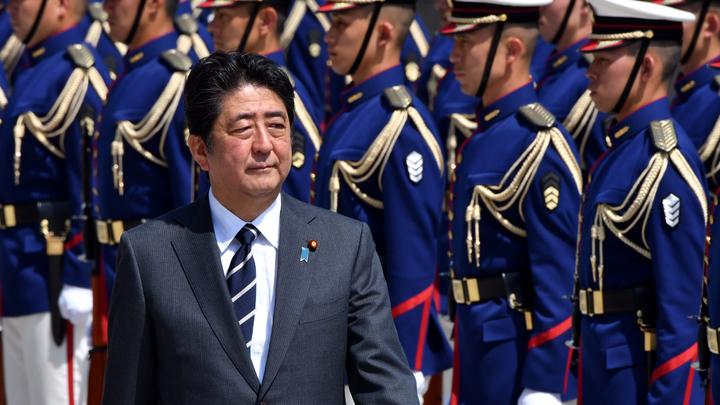 Токио выразил соболезнования Вашингтону в связи с гибелью моряков на эсминце Fitzgerald