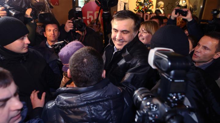 Саакашвили назвал неслучайным, что о нем вспомнили на пресс-конференции Путина