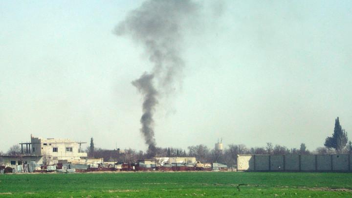 Боевики устроили из Восточной Гуты зону изоляции