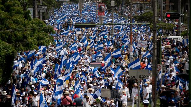 Протесты из-за реформы соцстрахования в Никарагуа обернулись сотнями жертв