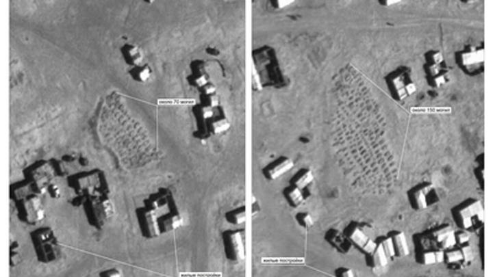 Россия и Сирия поставили США ультиматум ради спасения узников лагеря Рукбан
