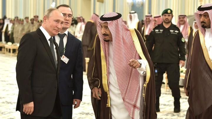 Шли 40 лет: Сделать невозможное - установить мир и цены на нефть. Визит Путина в страны Персидского залива
