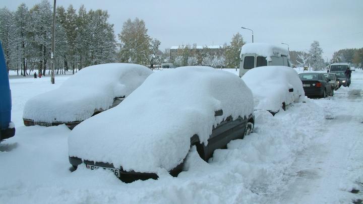Аномальные морозы и штормовые ветры: России обещали очередной погодный коллапс