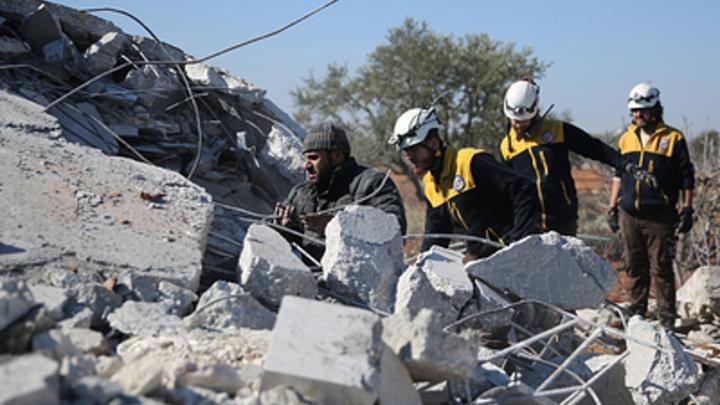 Чуть ли не Голливуд: Эксперт прокомментировал методы подготовки новой химатаки в Сирии