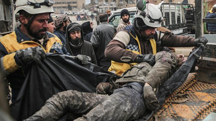 Россия нацелена на военное решение. Не только в Идлибе: Сирийский конфликт подогрел Госдеп США
