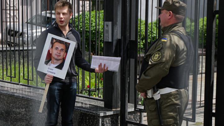 Сенцов разочаровал Киев и Европу своим нормальным здоровьем во время голодовки