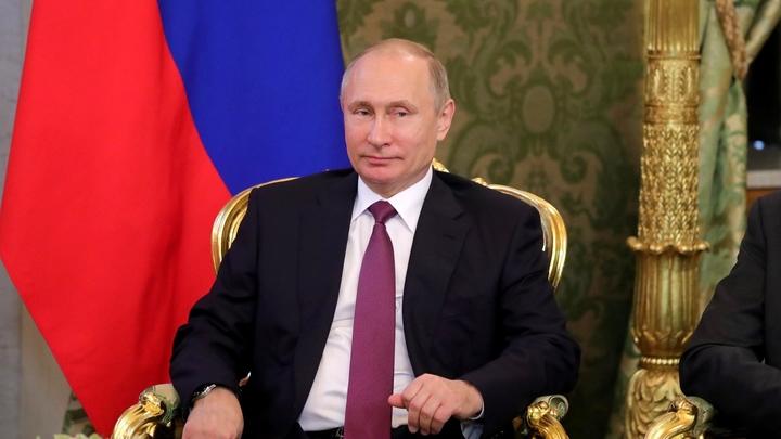 Путин поделился тайной выбора своего гардероба