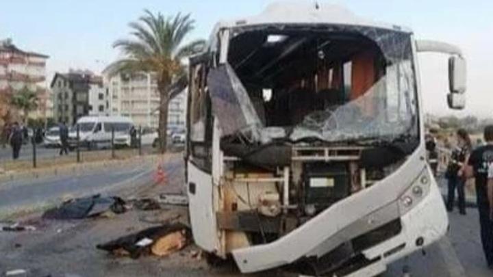 Самарские туристы попали в ДТП в Анталии: четыре человека погибло