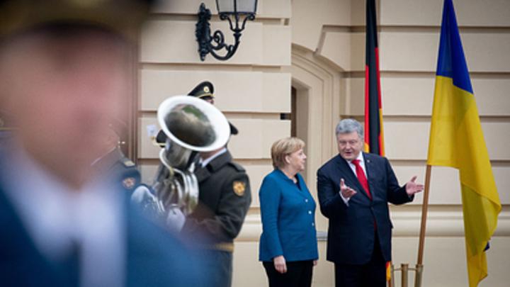 «Меркель не тот человек, который будет юлить перед Порошенко»: Эксперт о давлении Германии на Киев