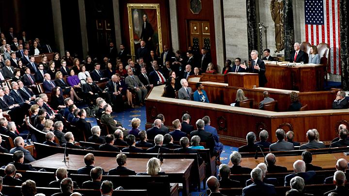 Кого обманывал генсек НАТО в Конгрессе США