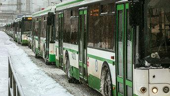 Автобусный парк России находится в плачевном состоянии