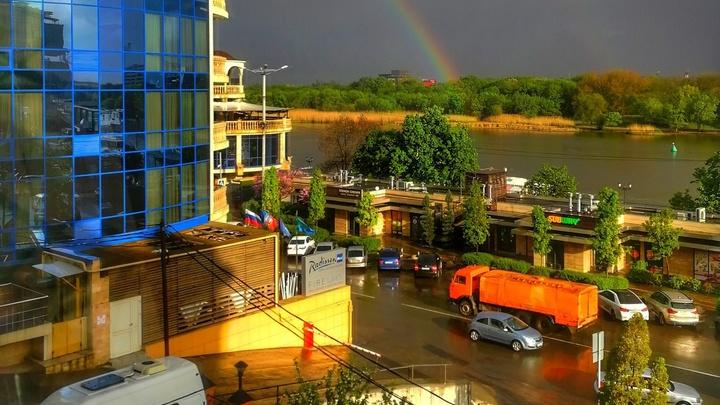 В Ростове дождливые выходные, 29 и 30 мая, зададут тон всей следующей неделе