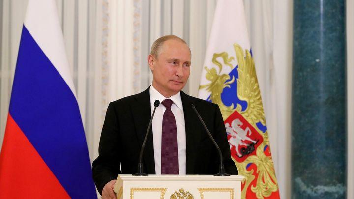 Путин призвал страны всего мира вместе бороться с неравенством возможностей