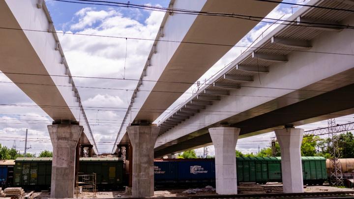 Власти Ростова подтвердили дату открытия моста на Малиновского