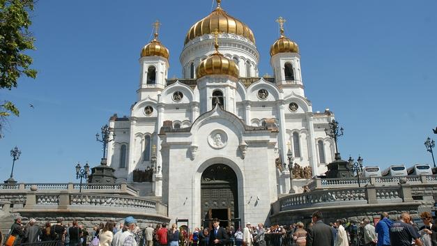 В Россию прилететит ковчег с десницей Святителя Спиридона Тримифунтского