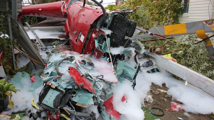 Пилота разбившегося 4 года назад в Сочи вертолета приговорили к 5 годам колонии