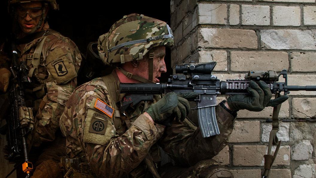 НАТО готовится убивать русских в Прибалтике