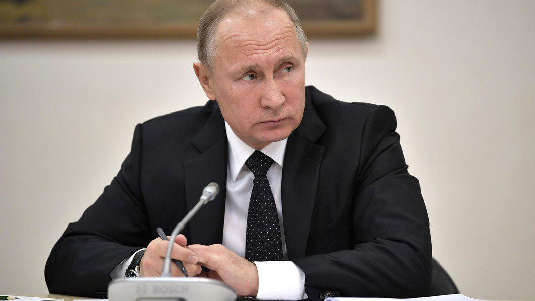 Путин объявил об участии в выборах президента России в 2018 году