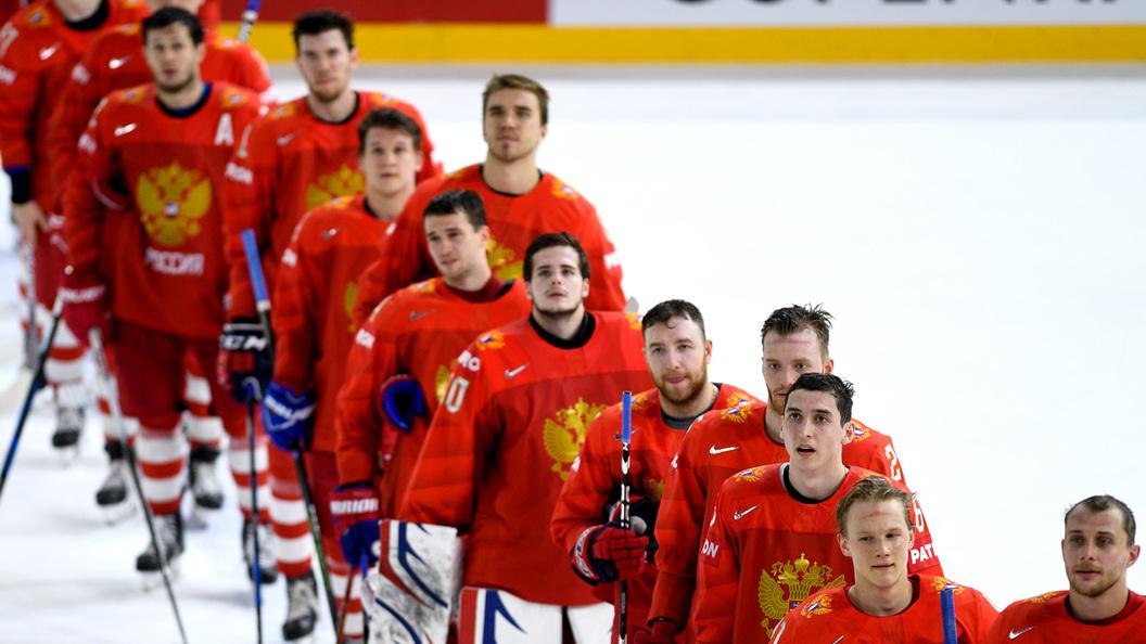 У наших хоккеистов в Дании пошли потери