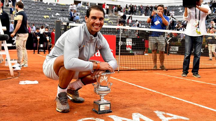 Надаль обошёл Федерера и вновь возглавил рейтинг АТР