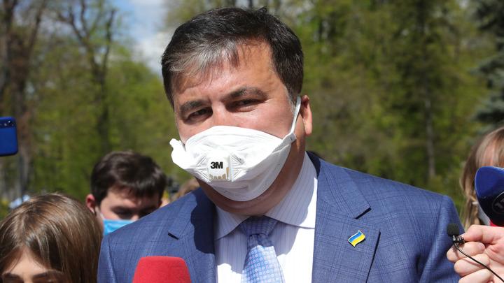 Всё очень плохо: Саакашвили заявил о последних днях Украины
