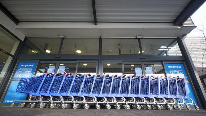 Острый, как Путин: В соцсетях нашли в гипермаркетах бритвенный станок Putin