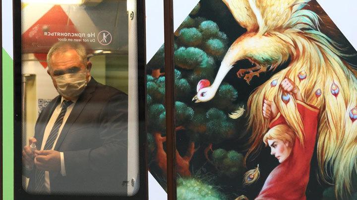 Собянин следит за тобой: Зачем в метро тысячи камер
