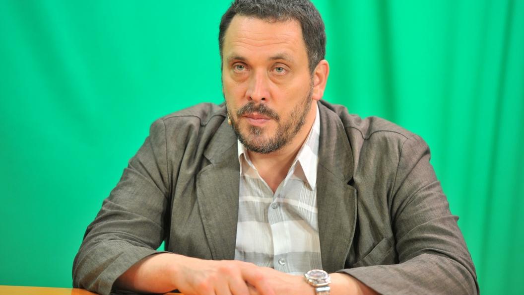 Максим Шевченко избил одиозного телеведущего Николая Сванидзе из-за Сталина— Шок