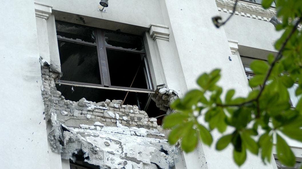 Донбасс поглотил полковника Нацгвардии Украины