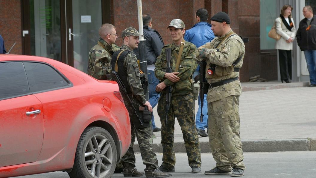 Серия взрывов в Луганске. Онлайн-трансляция