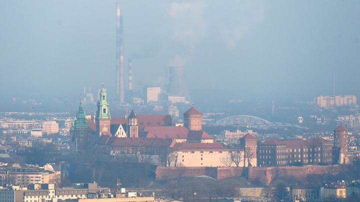Европейские экологи вычислили страну с самым грязным воздухом