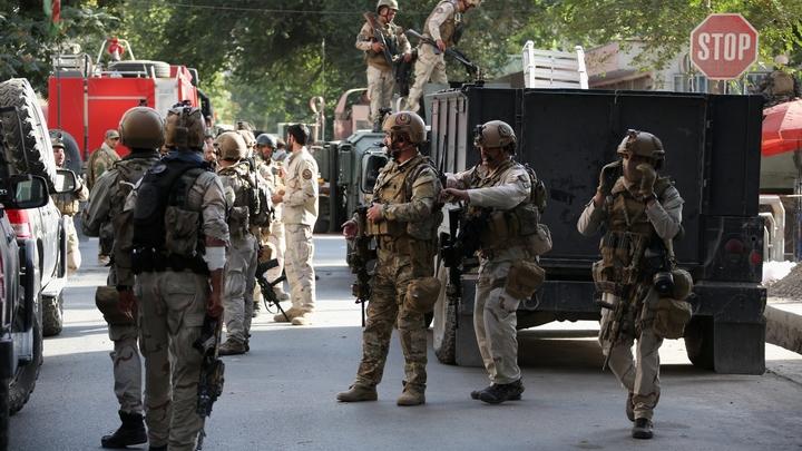 Жертвами взрыва возле стадиона в Кабуле стали два человека
